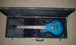 Beskrywing 6 month old Ibanez ART320 BLS Electric