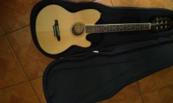 Selling my Ibanez Talman series double cutaway