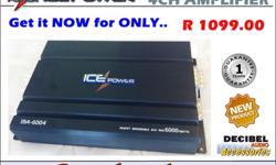 SONY ZR602 2/1 CHANNEL 350W POWER AMPLIFIER for Sale in Paarl