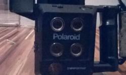 Polaroid ID photo camera for sale, still in good