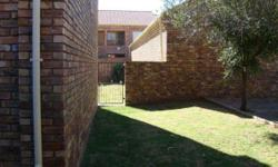 Ideal 3 bedroom unit with large garden!!! This unit is