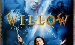 Willow, special edition DVD, new. Languages = English,