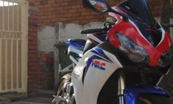 I have an immaculate 2009 Honda Fireblade for sale