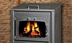 Pandora C is one of our larger fireplace models and