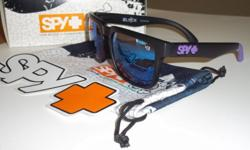 Imported SPY Ken Block Edition Sunglasses. Various