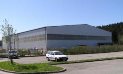 Beskrywing INDUSTRIAL SPACE Factories and warehouses in