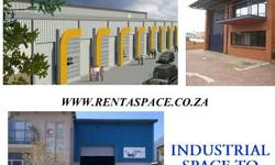 We have quality Industrial space to rent in the Kya