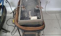 Old school imdustrial welder for sale, willing to give