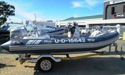 INFANTA 4.7 WITH 2 X HONDA BF30 HP This boat is a