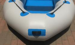 Removable seat.Boat made from Mirasol Material(1050