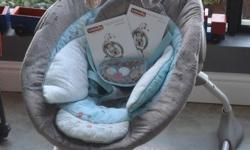 Ingenuity Cozy Coo Baby Swing. Excellent Condition!