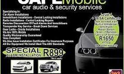 cape mobile car audio and vehicle security services