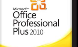 Installations of Microsoft Office 2010 Pro Plus on PC