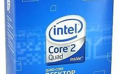 I have a spare intel Q6600 quad core cpu that I want to