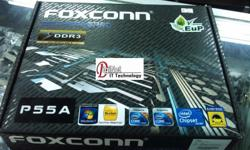 Intel Foxconn Motherboards for sale with warranty.