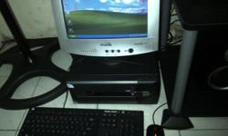 VERY GOOD CONDITION PC FOR SALE. ITS A 1.8 GHZ CPU AND