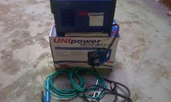 Inverter /welding machine new with welding cables comes