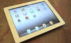i have ipad 2 3g 16gig in good cond CONTACT Peter at