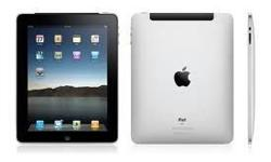 Soort: Apple iPad 2 with wifi and 3G, in box. 16G.