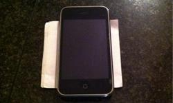 Beskrywing iPhone 3GS for sale price negotiable offer