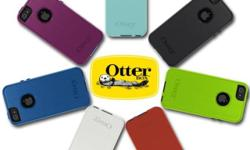 iPhone 5/5s Otterbox Commuter series cases, various