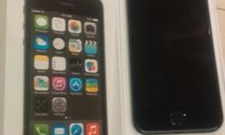 Immaculate iPhone 5s 64 gig space gray. Box and