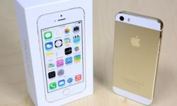 iPhone 5s gold 32GB in very good condition. No outside