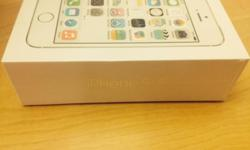 Brand new iphone 5s sealed in the box. I am asking R7