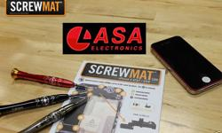 The ScrewMat� is a revolutionary, Patent pending tool
