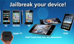 We offer a range of  iPhone/ iPad / iPod services
