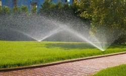 We specialise in all types of irrigation systems: New
