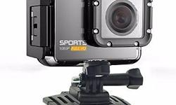 The Ishare S800 is a new action camera that has a form
