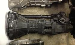 Isuzu 230/250 or 260/280 or 3 litre 4x4 recon gearbox