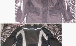 IXS padded jacket very good condition, only worn twice