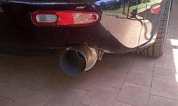 I have the following exhaust tips , I can custom make