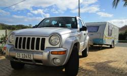 JEEP CHEOKEE 2.8L DIESEL 2004 A/T COMPLETE ENJIN
