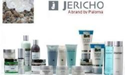 Beskrywing Jericho cosmetic and therapeutic products
