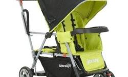 Beskrywing Joovy Caboose Ultralight Stand On Stroller