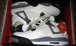 brand new air jordan 4's for sale from sir jordan 1 to