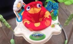 Fisher Price Jumperoo for sale.