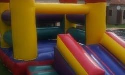 Jumping castles and sound available for hire/sale a fun