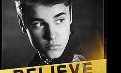 General standing ticket for Justin Bieber's Believe