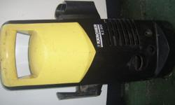 KARCHER HIGH PRESSURE CLEANER FOR THE LOW PRICE OF