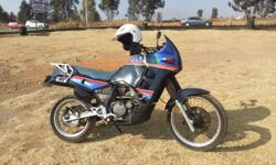 Kawasaki kl 500 tengai in good running condition or to