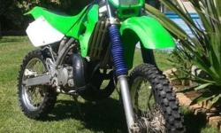 2008 KDX200 One owner since new. New piston and rings 4