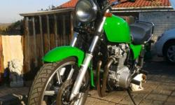 Kawa For Sale * Bike is in immaculate condition * Great