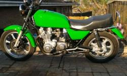 KZ1000 for sale * great running bike in perfect