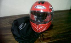KBC Moto Helmut for sale, only used a few times with
