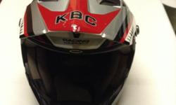 Off road medium size KBC Spitfire helmet