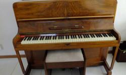 Kemble Piano  Excellent condition Beautiful American